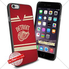 Detroit Red Wings Logo WADE7408 NHL iPhone 6 4.7 inch Case Protection Black Rubber Cover Protector WADE CASE http://www.amazon.com/dp/B015AJ2NIM/ref=cm_sw_r_pi_dp_Dk4mwb1PAMQNT