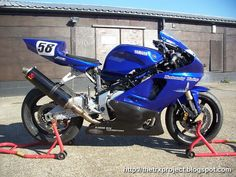 Yamaha TRX with R1 bodywork