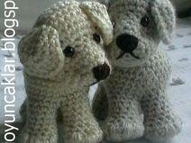 Amigurumi Baby Hund Haekelanleitung