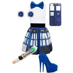Tardis Cosplay costume #drwho #halloween @gracia fraile fraile Gomez-Cortazar Bridgman