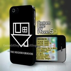 The Neighbourhood iPhone 5,5s,5c (Leave a Note)
