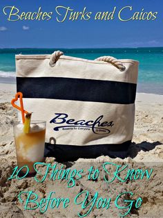 Beaches Turks and Caicos all inclusive resort. Top 10 things to know before you go. Little tips and tricks to make your dream vacation in paradise even more perfect! Check out the travel tab or more destinations and information you want to have!
