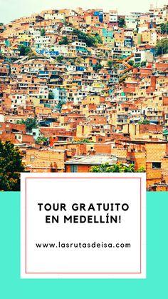 Así como lo lees! Gratuito! Descubre cómo conocer Medellín de la mano de un guía profesional, conociendo su cultura y el centro de la ciudad de la eterna primavera! City Photo, Places To Visit, Tours, Koh Tao, Poster, Travel, Popular, Shopping, Backpacker