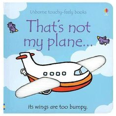 That's Not My Plane (Usborne)