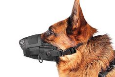 Combat K-9 Speed Muzzle ** Details can be found by clicking on the image.