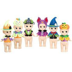 Sonny Angel Japanese Style Mini Figure One Random Halloween 2016 Series Toy