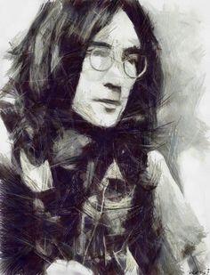 John Lennon [Kamil Xabeeroff]