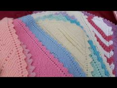Easy Knitting, Knitting Patterns, Carne, Blanket, Crochet, Beautiful Models, Youtube, Bags, Couture Facile