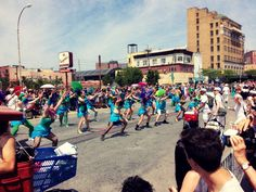 Mermaid Parade, Coney Island, Brooklyn - bestofbrooklyn.co