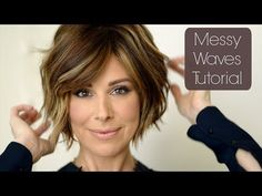 10 SHORT HAIRSTYLES WITH 9 HELPFUL HAIR TOOLS | Milabu - YouTube
