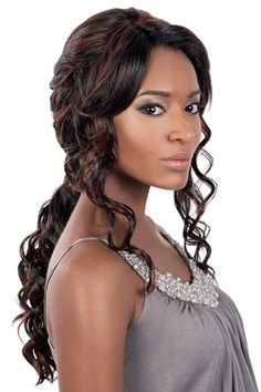 Beshe Futura Lace Front Wig - LB 122