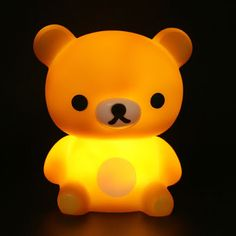 Rilakkuma Bear Bedside Lamp