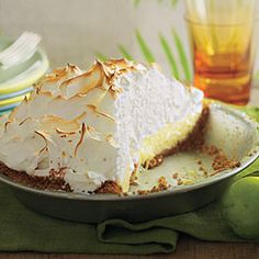 The New Way to Cook Light Recipes | Key Lime Pie | CookingLight.com