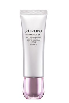 21 Beauty Products To Try In 2015 #refinery29 One of my go-to tricks for glowing skin is mixing a few drops of a liquid luminizer in with my moisturizer or foundation. It works gangbusters at adding a healthy luminescence to a fatigued face. Well, Shiseido has gone and stolen my stealth radiance move with its new brightening moisturizer.