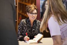 Sarah Palin Brings 'Good Tidings and Great Joy' to the Billy Graham Library
