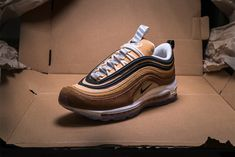 d403ce3439725 Cardboard Vibes Hit The Nike Air Max 97  Shipping Box