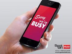 Una consultoría profesional solo toma poco tiempo, Sin embargo rinde muchos beneficios. Llámanos para orientarte sobre cómo manejar mejor tu sistema telefónico. #Hold