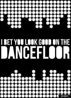 #359 - I Bet You Look Good On The Dancefloor