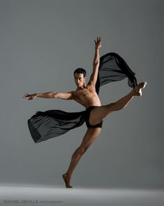 MEN IN PHOTOS DANCE THEATRE OF HARLEM Francis Lawrence. by Rachel Neville