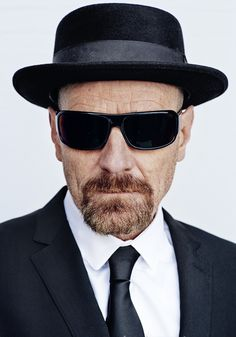 Heisenberg alias Bryan Cranston. This guy is amazing!