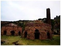 Brick works Cemaes Anglesey