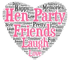 Personalise your own heart print to give as a gift to the bride to be at her hen party from thehenplanner.eu #henparty #bridalshower #hendo #bridetobe #wedding
