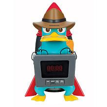 Phineas & Ferb Awake-Inator Alarm Clock Radio  - For Matt?  This is cute, but I'd rather get him a clock with hands