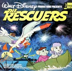 Rescuers - Story and Songs from the original motion picture Disney Movies Online, Disney Movies To Watch, Walt Disney Story, Disney Pixar, Disney Jr, Disney Style, Disney Love, Classic Movies For Kids, Kid Movies