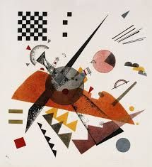 Resultado de imagen de orange kandinsky