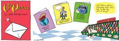 Too many puns! | Read Bo Nanas #comics @ www.gocomics.com/bonanas/2014/12/21?utm_source=pinterest&utm_medium=socialmarketing&utm_campaign=social-pin | #GoComics #webcomic #holidays