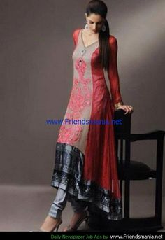 Salehaz Summer Eid Dresses Collection By Saleha Waqar 2012