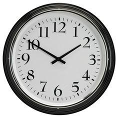 BRAVUR Wall clock - £46