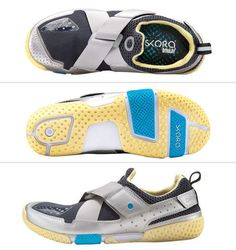 New barefoot running shoes from Skora are completely flat and super comfy for $110.