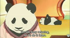Anime | Lazy Pandas 🐼