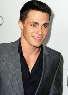 Might sound weird, but his jaw line is part of what makes him so sexy.