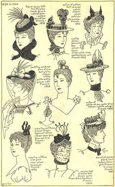 History of Hats | Gallery - Chapter 18 - Village Hat Shop