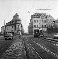 Liberec-Žitavská ul.(kino Sofie) Prague Spring, Homeland, Childhood, Street View, Retro, Historia, Destinations, Viajes, Infancy