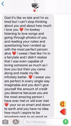 Texte ihn für süße lange whatsapp Liebestexte: 147+