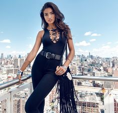 Kelly Gale stars in Nelly fall 2015 campaign Photoshoot