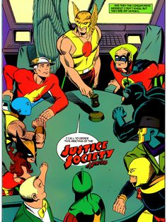120 Justice Society Of America Ideas In 2021 Justice Society Of America Comic Books Art Dc Comics