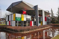 Museo Le Corbusier o Heidi Weber ubicado en Zúrich, Suiza