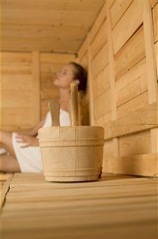 Dry Sauna Benefits! #sauna #health #wellness