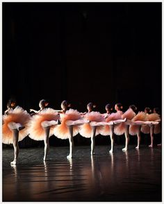Corps de ballet | [via lovingdancer.tumblr]