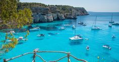 11 förbisedda resmål att upptäcka i Europa   ELLE Decoration Menorca, Bari, Albania, Water, Outdoor, Europe, Genoa, Luxembourg, Belgium