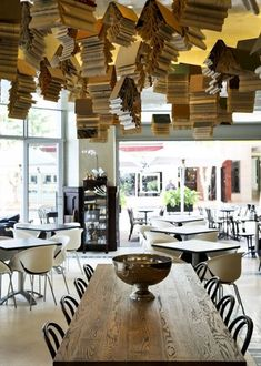 Best Cafe Bar Design Ideas For You - porzellan Café Design, The Design Files, Interior Design, Interior Ideas, Design Ideas, Interior Office, Interior Livingroom, Interior Doors, Interior Paint