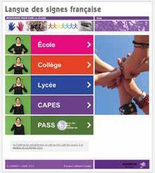 Langue des signes française |