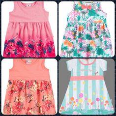 Lindos vestidos na linha Baby do P ao G e da linha Meninas do 1 ao 8!!!  www.purezababy.com.br