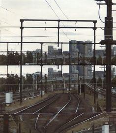 Old film - c. 1985, Melbourne