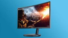 Samsung's latest gaming monitors have curves and Quantum Dots -> http://www.techradar.com/1327278  Samsung is seriously getting into gaming with a pair of curved CFG70 monitors designed to keep up with competitive multiplayer.  Available in 24- and 27-inch screen sizes the Samsung CFG70 gaming monitors promise to deliver silky smooth full HD gaming with 1ms response time. A Samsung rep also explained how the monitor is programmed to refresh the picture by dividing up the display into…