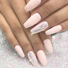 matte-pink-nails-trendy-designs-long-cof